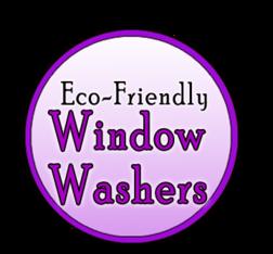 Eco-Friendly Window Washers
